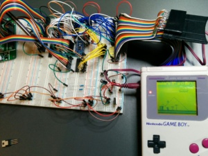 FPGA Game Boy MBC
